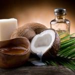 huile coco pour cheveux