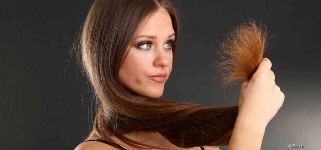 huile amande cheveux secs